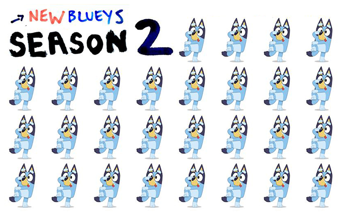 Bluey - Blog article - Letter to fans